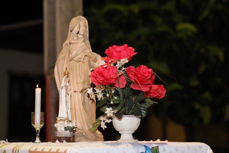 LABREA- AM PROCISSÃO MISSA CORPUS CHRISTI. FOTOS: JOSE RODRIGUES/FREE LANCER