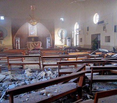 igreja-destruida-no-iraque
